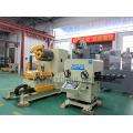 Alimentador automático de hoja de bobina con enderezadora para línea de prensa (MAC1-400F-1)