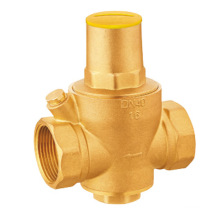 J3012 Brass piston valve
