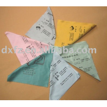 customized printed lens cloth,Microfiber cleaning cloth,glasses cloth