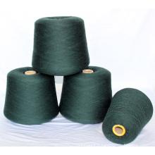 Tissu de tissu de tapis tricotant la laine de yak de crochet / laine blanche naturelle de laine de Tibet-Sheep