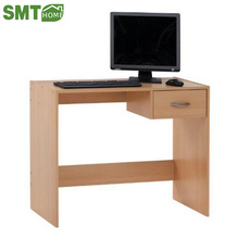 Modern simple design wood computer desk