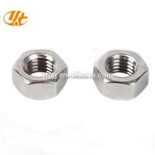 Grade 10.9 Hex Nuts DIN934 Zinc Plated