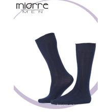 Miorre OEM Venta al por mayor mezcla de colores de los hombres Lycra algodón calcetines