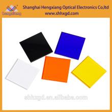 filtro óptico de color para filtro óptico 850nm ir