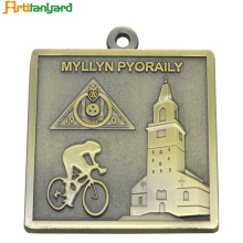 Custom Fantasy Logo Sports Medals