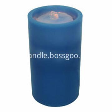 fountain LED candle