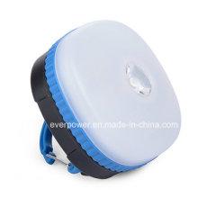 Mini lanterna de acampamento do diodo emissor de luz com flash da emergência (CL-1021)