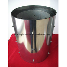 Molybdenum Reflection Shield for Sapphire Crystal Furnace