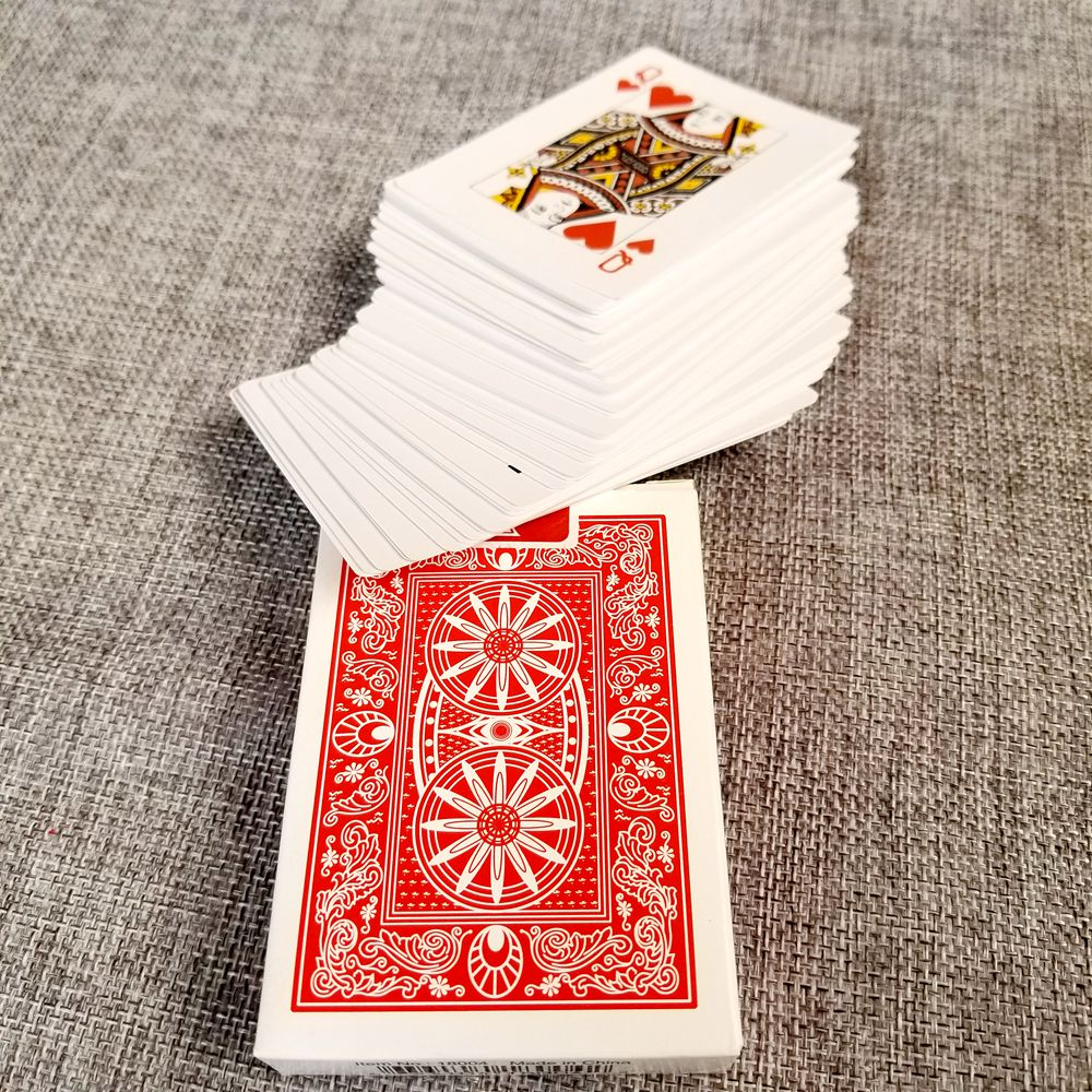 Poker Card Game Print Service