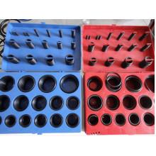 Atoxic ODM / OEM Kit de sellado de goma de O-ring de alta calidad