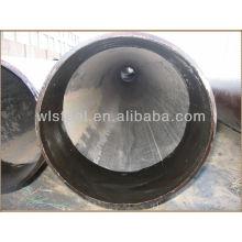 Высоким давлением DIN17175 котла стальная труба & пробка