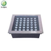 Lumière souterraine encastrée LED de 36 watts