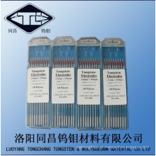 Dia2.4 * 150mm Wt20 de eletrodos de tungstênio no bom preço
