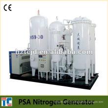 Générateur de nitrogène à gaz Boisson industrielle