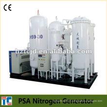 Gás Gerador de Nitrogênio Bebida Industrial