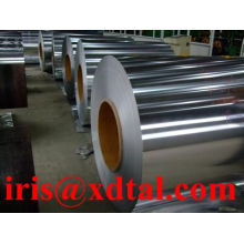 8011 aleación de aluminio cierre / tapa / cubierta / material superior utilizado para la botella de medicina cubierta