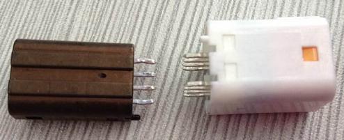 JWPF connectors