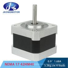 NEMA 17 Bipolar Stepper Motor 62 Oz-in (dual shaft)