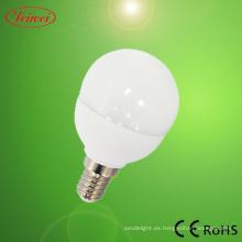 2015 China hizo E14 LED bombilla