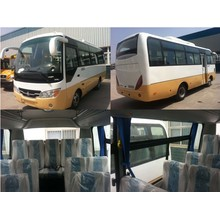 Sinotruk HOWO Diesel Tourist Bus with Best Price