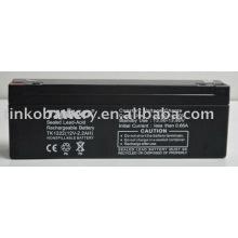 Säure-Batterie 12V führen 2.2ah mit guter Qualität und bestem Preis