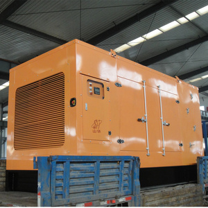 280 kW silent propane generator for sale