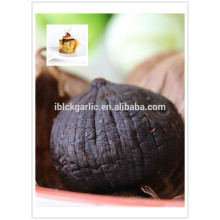 Fermented chinese solo black garlic 500g/bag hot for sale in 2014