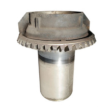 cone crusher wear parts ore crusher parts eccentric bushing