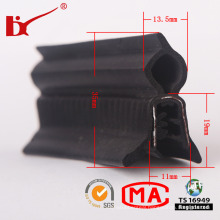 Black Car Rubber Strips with Various Size