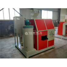 Scrap cable wire recycling machine