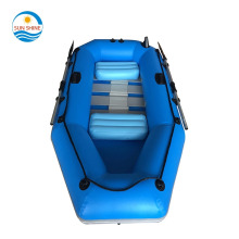 wear-resistant folding raft boat 2 person fishing boat