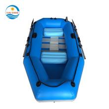 bote balsa plegable resistente al desgaste bote de pesca para 2 personas