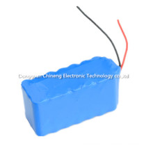 Icr18650 Lithium Ion Battery Pack 3s7p 12V 18.2ah