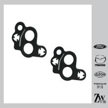 Piezas de automóviles Sello de válvula EGR, Junta EGR para Mazda 6 OEM: LF01-20-305