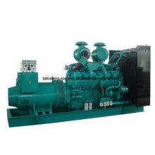 Дизельный генератор мощностью 400 кВт / 500 кВА Работает на двигателе Cummins (DG-500C)