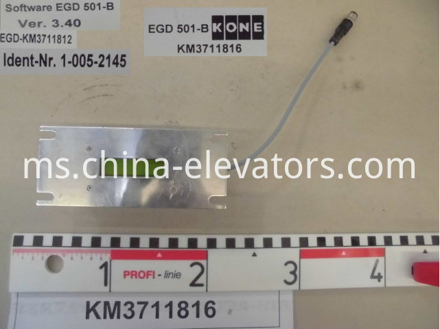 Failure Monitoring Display for KONE Escalators KM3711816