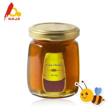 Roher Polyflower-Honig im Kaffee