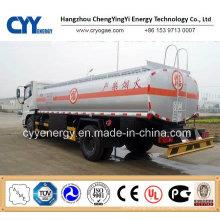 Neue China LNG Liquid Oxygen Stickstoff Lar Tank Car Semi Trailer