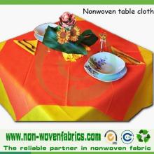 Spunbond Nonwoven Einweg Tischdecke