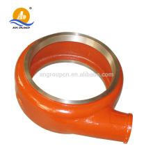 Frame Plate Liner of slurry pump