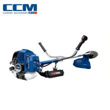 Aparador de relva com design personalizado / cortador de escova a gasolina