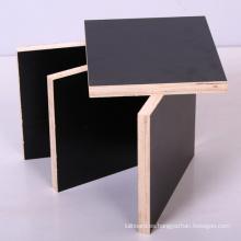 Negro Film Faced Plywood para materiales de construcción