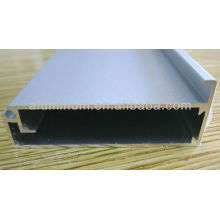 Perfil de aluminio del marco del mobiliario