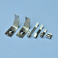 Small metal shrapnel stamping spare parts