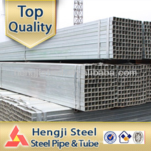 Square Tube Galvanized Hollow Section