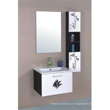 Gabinete de baño de PVC de 60 cm (B-525)