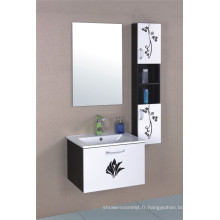 Cabinet de salle de bains en PVC 60cm (B-525)