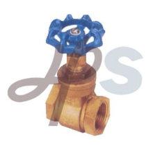 200WOG forged brass gate valve