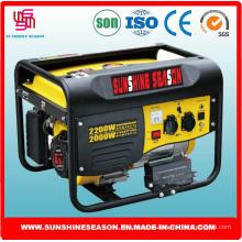 Conjunto generador 2kw para suministro exterior con CE (SP2500E1)