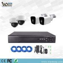 H.265 4ch 2.0MP POE NVR, Kit Sistem